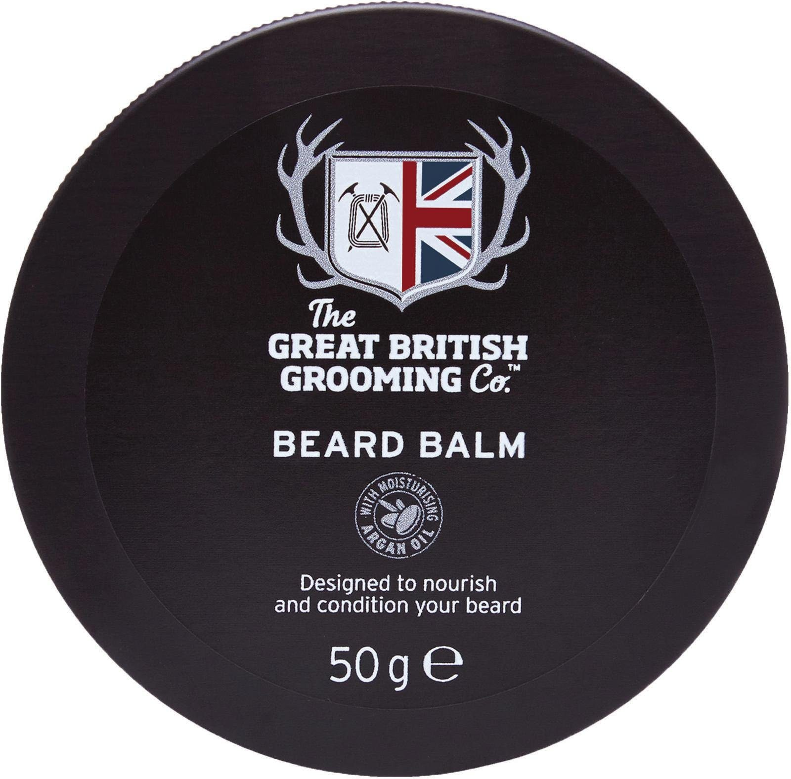 The Great British Grooming Co., »Beard Balsam«, Bart Pflegebalsam