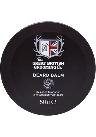 THE GREAT BRITISH GROOMING CO. Bartbalsam