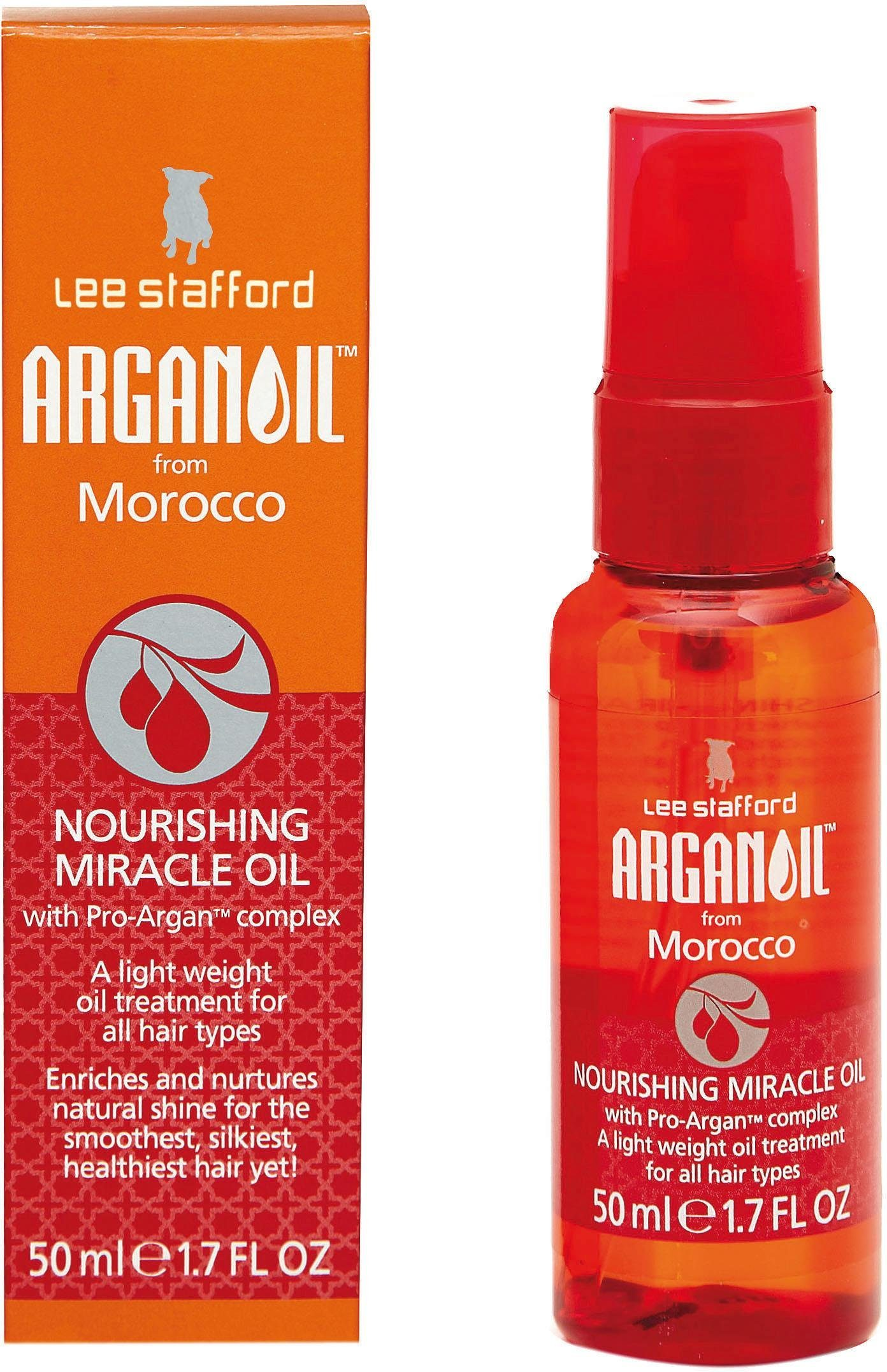 Lee Stafford, »Nourishing Miracle Oil«, Haarpflegeöl