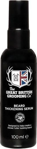 The Great British Grooming Co. Bartserum »Beard Thickening Serum«