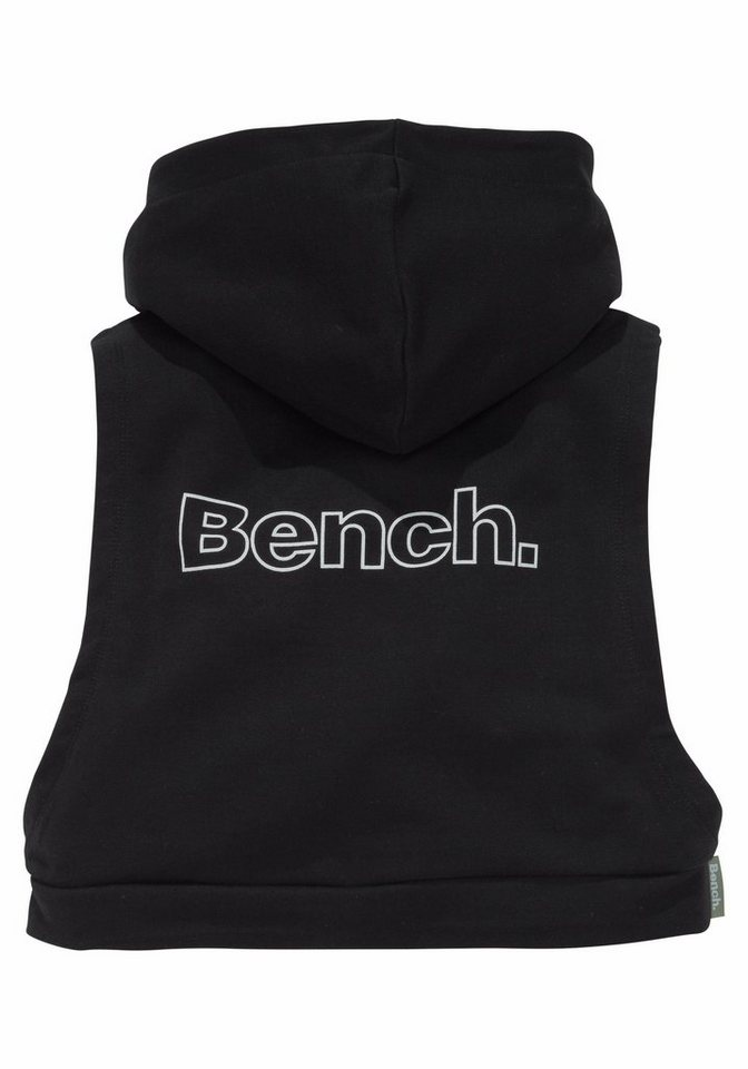 bench hoodie ohne rmel online kaufen otto. Black Bedroom Furniture Sets. Home Design Ideas