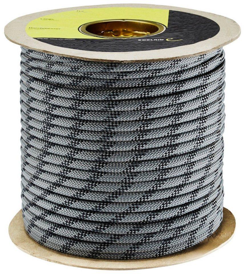 Edelrid Kletterseil »Performance Static Rope 11,0mm 100m« in grau