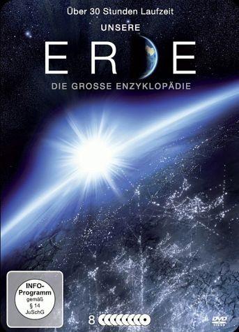 DVD »Unsere Erde - Die große Enzyklopädie (8 Discs)«