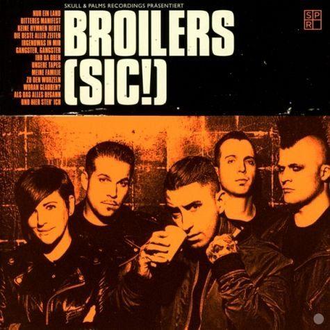 Audio CD »Broilers: (Sic!)«