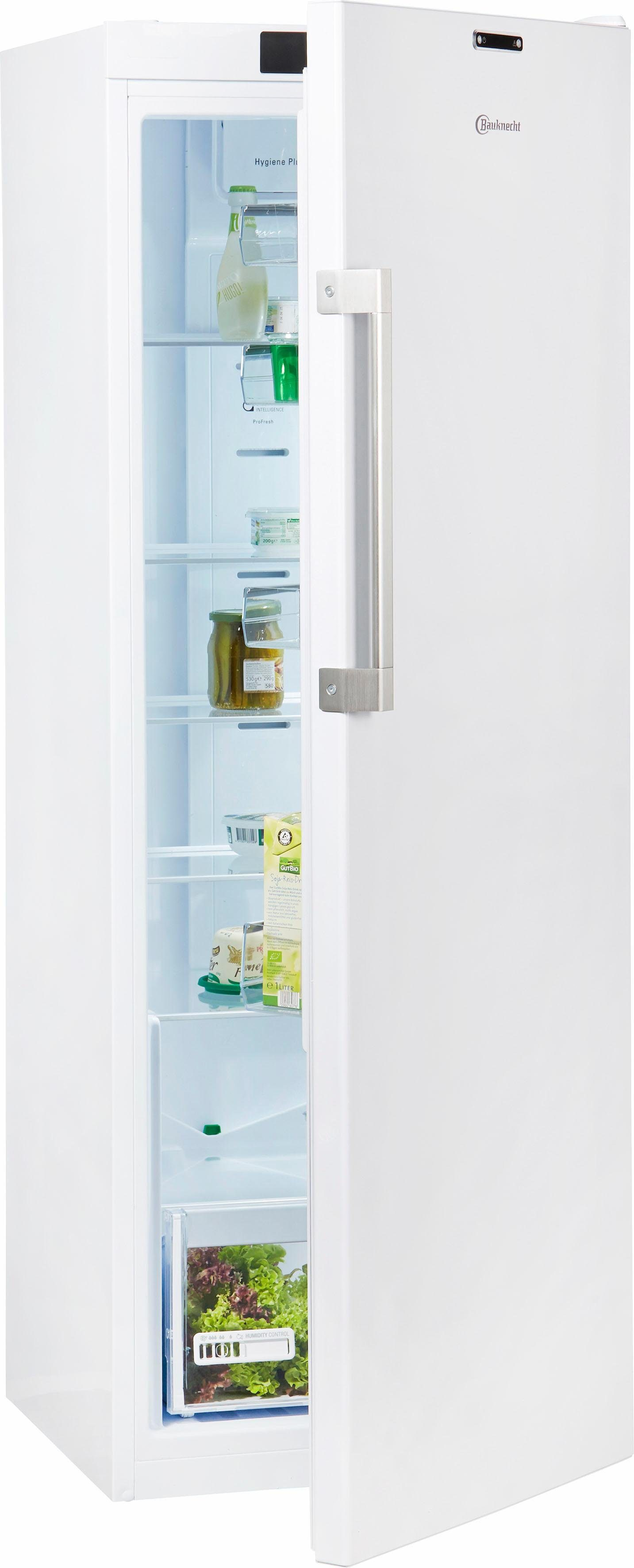 Bauknecht Großraumkühlschrank KR 17G4 A2+ WS, Energieklasse A++, 167 cm hoch, ProFresh