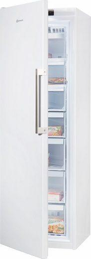BAUKNECHT Gefrierschrank GKN 19G3 A2+ WS, 187,5 cm hoch, 59,5 cm breit