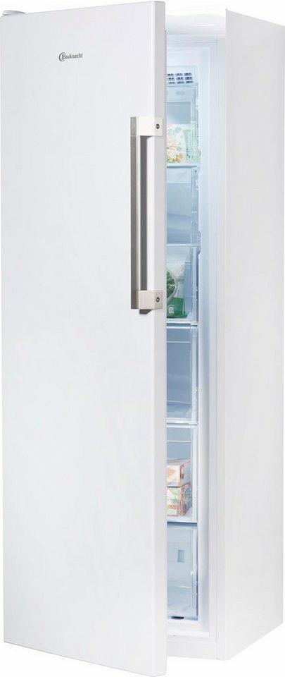 bauknecht gefrierschrank gkn 17g3 a2 ws a 167 cm hoch nofrost online kaufen otto. Black Bedroom Furniture Sets. Home Design Ideas