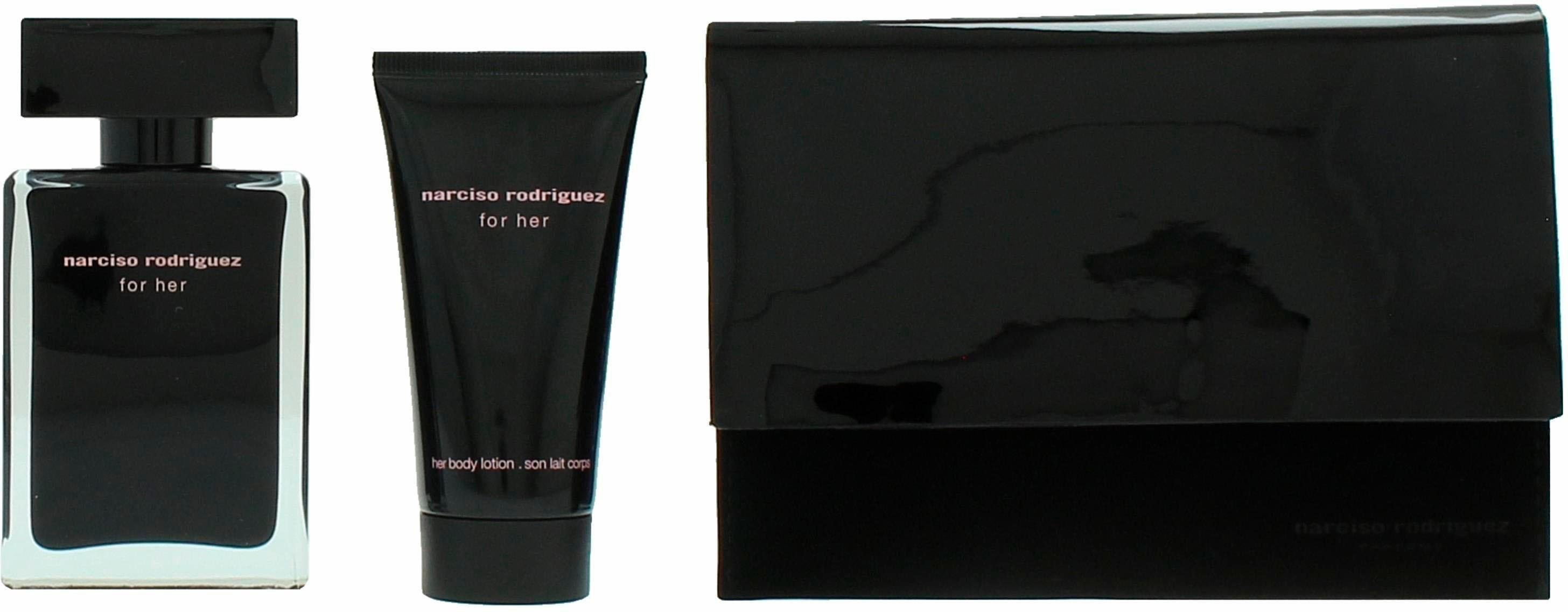 Narciso Rodriguez, »Narciso Rodriguez For Her«, Duftset (3-tlg.)