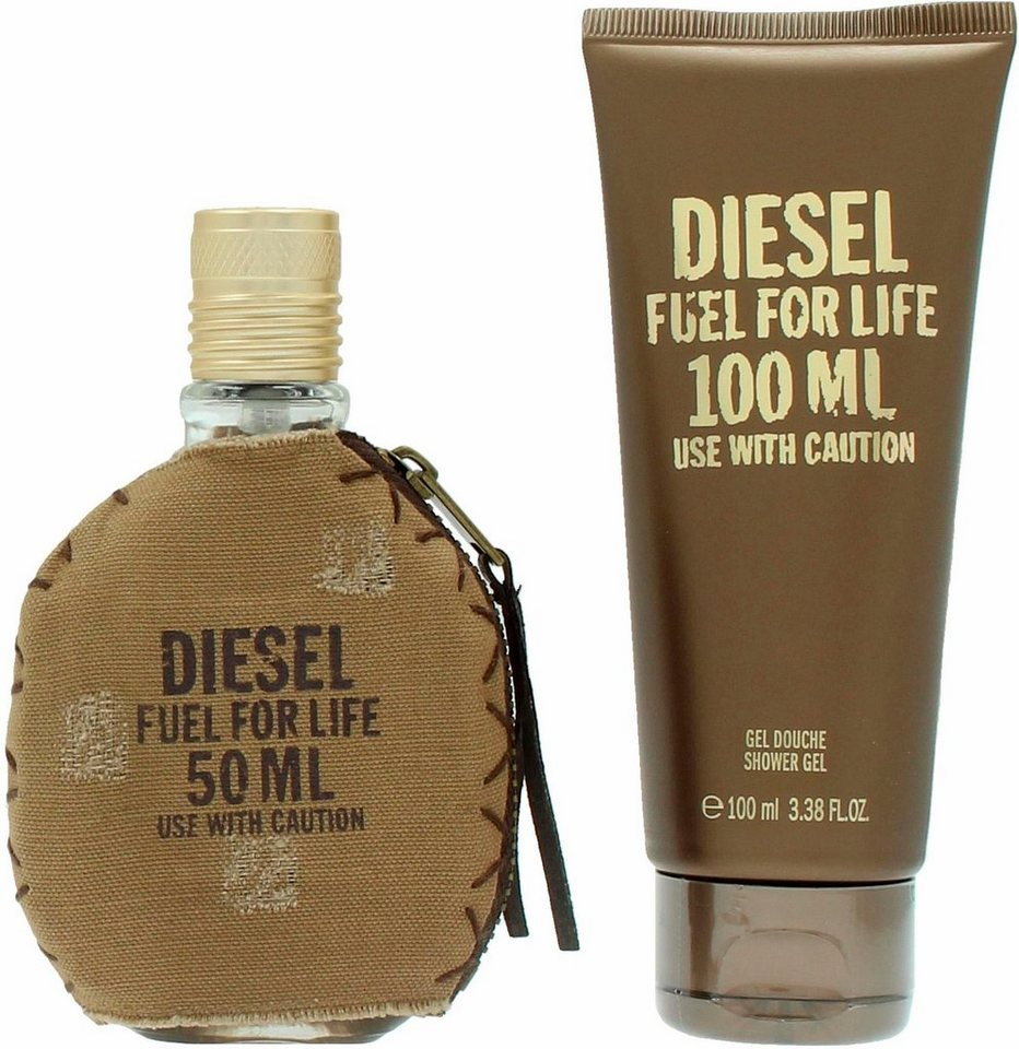 Diesel, »Fuel for Life pour Homme«, Duftset (2-...