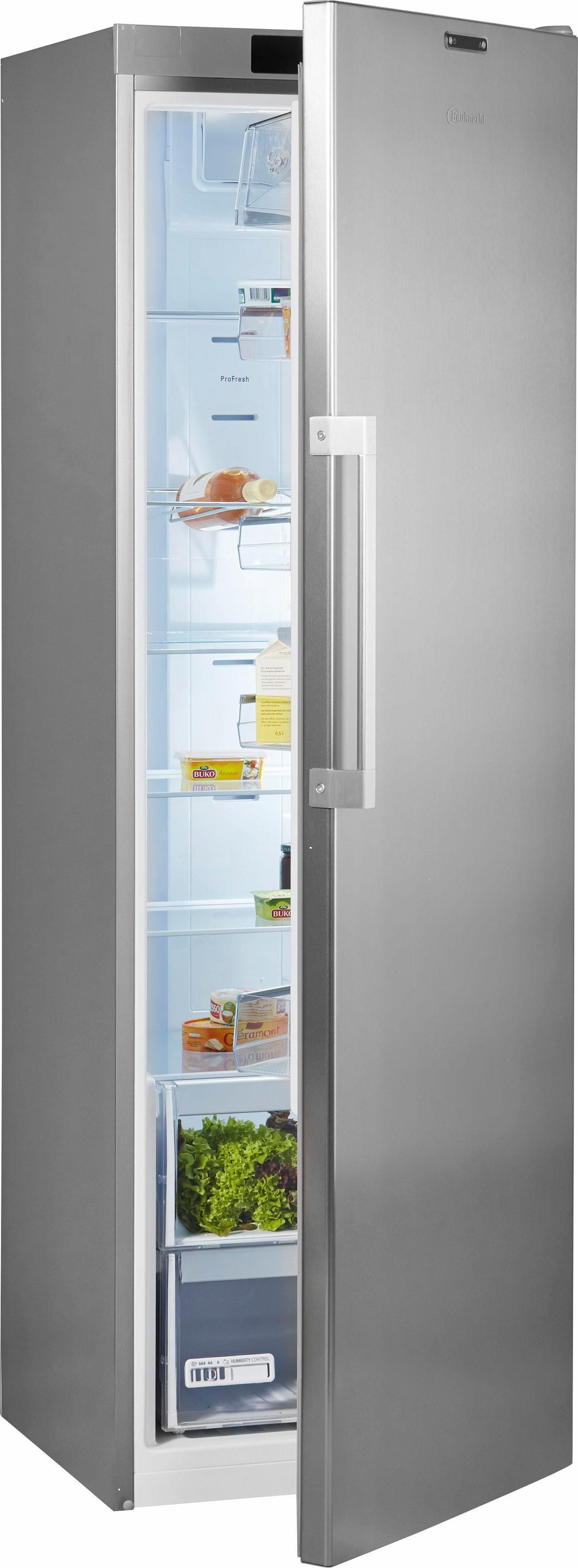 Bauknecht Kühlschrank KR 19G4 A2+ IN, Energieklasse A++, 187,5 cm hoch, ProFresh