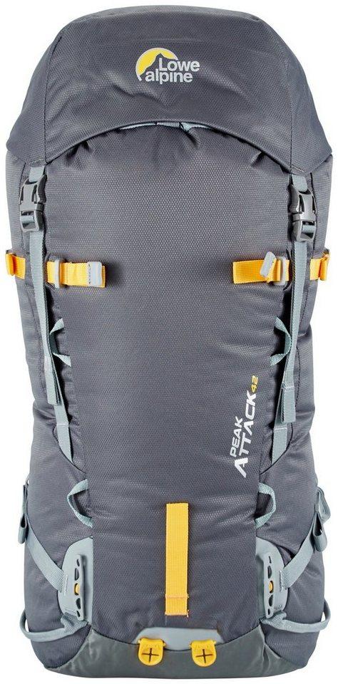 Lowe Alpine Sport- und Freizeittasche »Peak Attack 42 Backpack Men« in grau