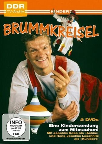 DVD »Brummkreisel (2 Discs)«