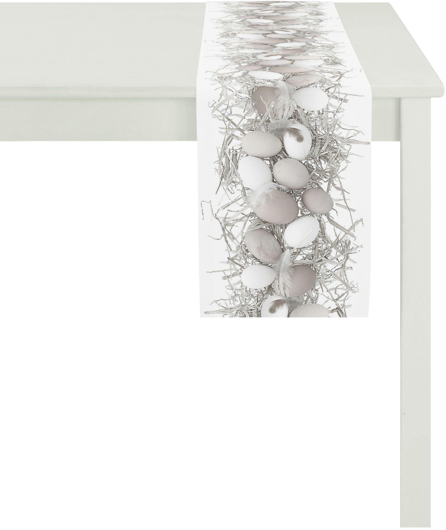 Apelt Tischband, 25x175 cm, »2205 HAPPY EASTER«