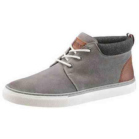 Lässig zum Anzug, sportiv zur Jeans, cool zur Chinohose: Sneaker sind schicke Allrounder für trendbewusste Männer.