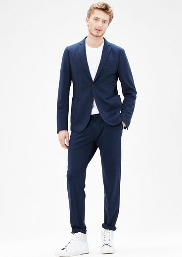 s.Oliver BLACK LABEL Jogg Suit Slim: Anzughose