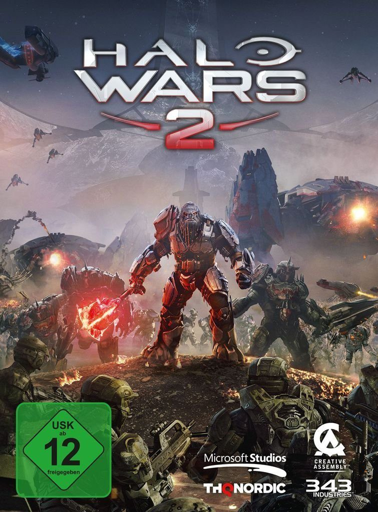 THQ Nordic PC - Spiel »Halo Wars 2 Standard Edition«