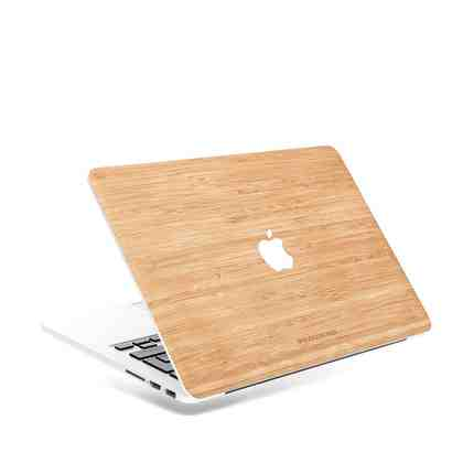 Woodcessories EcoSkin - Echtholz Cover MacBook Pro Retina 15 Zoll - Bambus