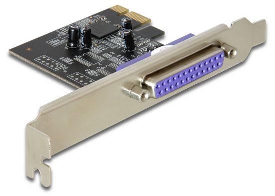 Delock PCI Express Karte »1 x Parallel«