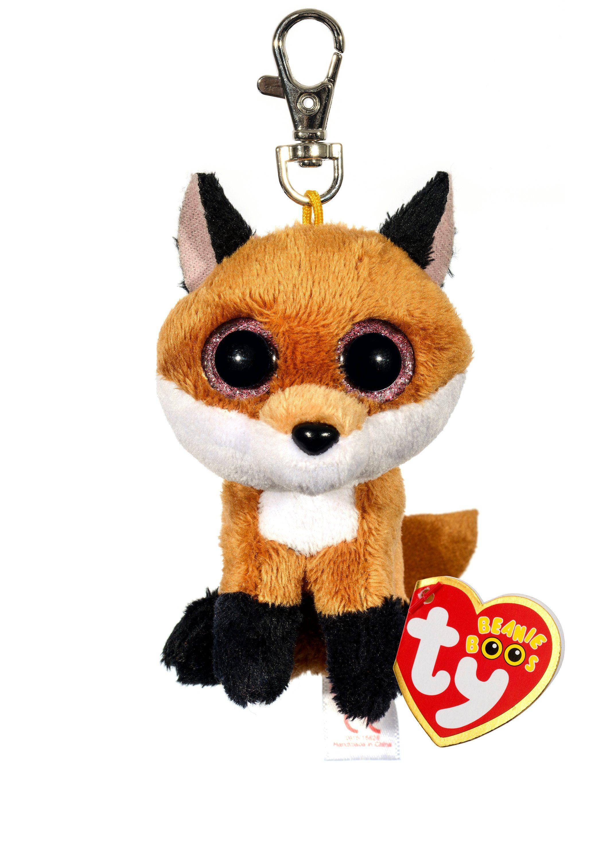TY Beanie Boo's Clipons »Slick Fuchs«
