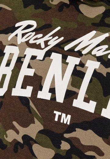 Benlee Rocky Marciano Kapuzenpullover GREENSTONE