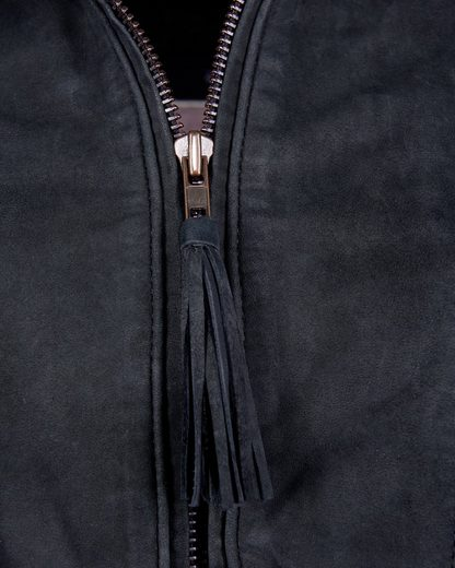 Mustang Lederjacke, Damen Tabay
