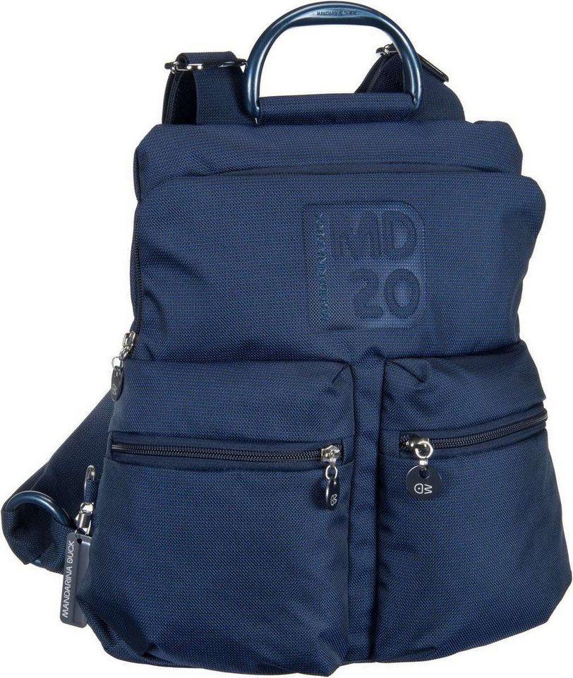 Mandarina Duck MD20 Tipologia Backpack in Dress Blue