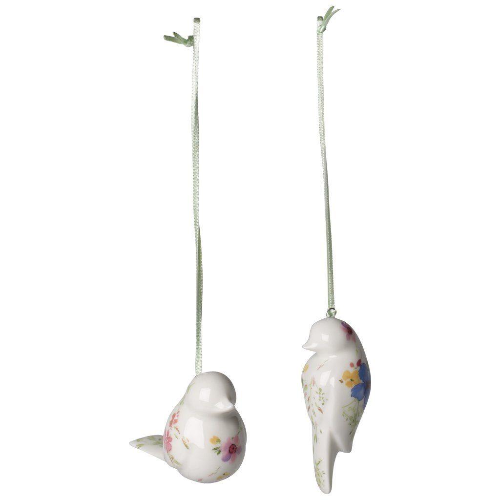 Villeroy & Boch Ornament Vogel 2tlg. 7,5cm »Mariefleur Spring«