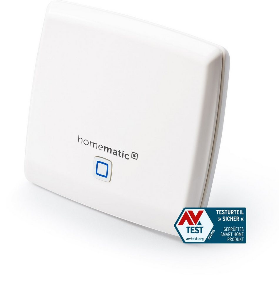 Homematic IP Smart Home - Steuerung & Komfort »Access Point - Gateway - HmIP-HAP« in weiss