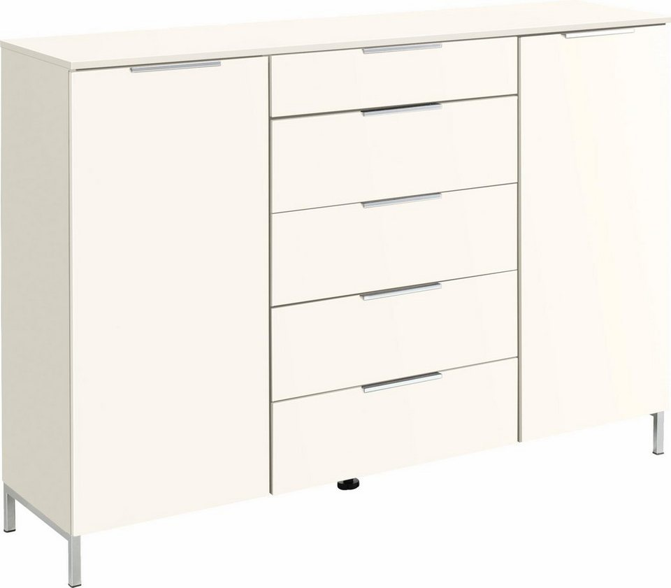 set one by musterring sideboard pasadena mit 2 t ren breite 162 cm online kaufen otto. Black Bedroom Furniture Sets. Home Design Ideas