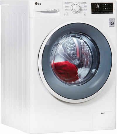LG Waschmaschine F 14WM 8EN0 8 Kg 1400 U Min