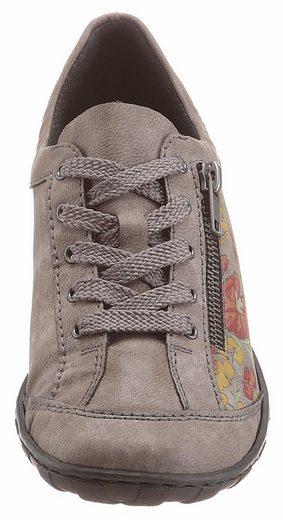 Rieker Sneaker, mit Blütendruck