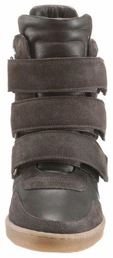 I'm walking Sneaker, mit drei Klettverschlüssen