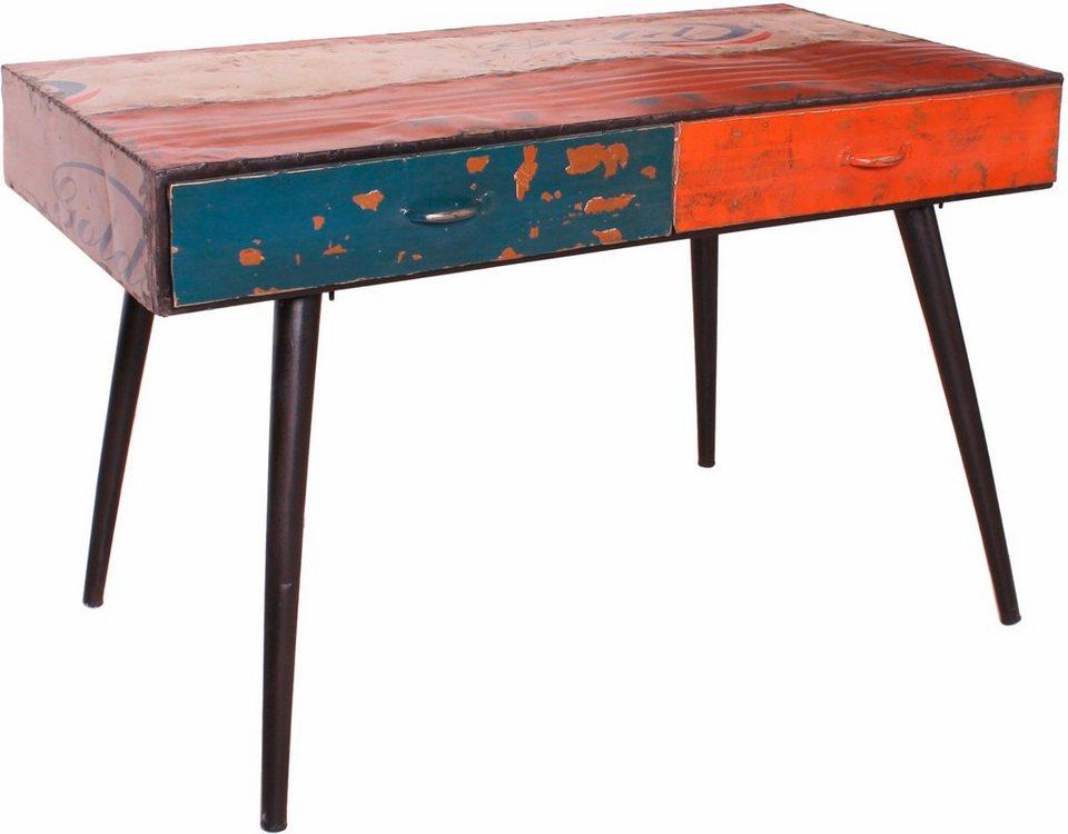 Sit Schreibtisch Drumline Breite 120 Cm Kaufen Otto