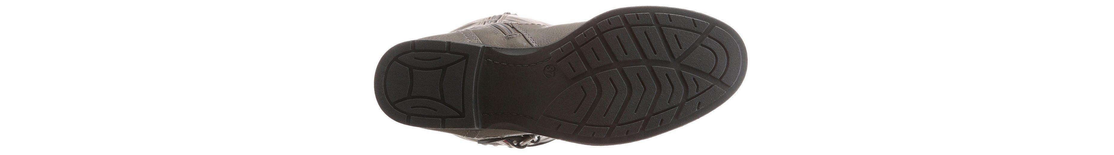 Arizona Stiefel, mit Deko-Schließen