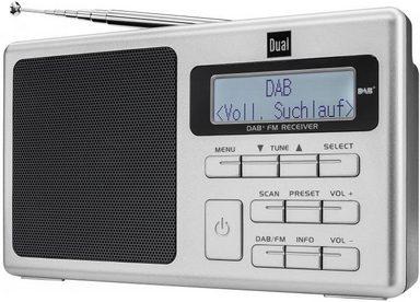 dual dab 70 portables dab ukw radio mit akku radio digitalradio dab online kaufen otto. Black Bedroom Furniture Sets. Home Design Ideas