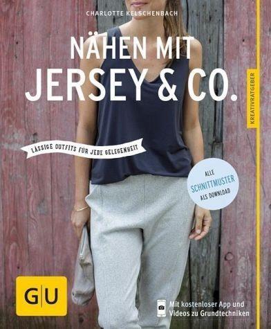 Broschiertes Buch »Nähen mit Jersey & Co«