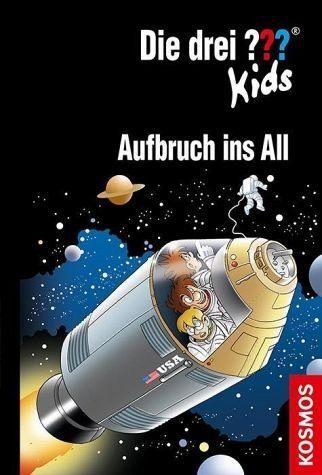 Gebundenes Buch »Aufbruch ins All / Die drei Fragezeichen-Kids...«