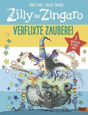 Gebundenes Buch »Zilly und Zingaro. Verflixte Zauberei«