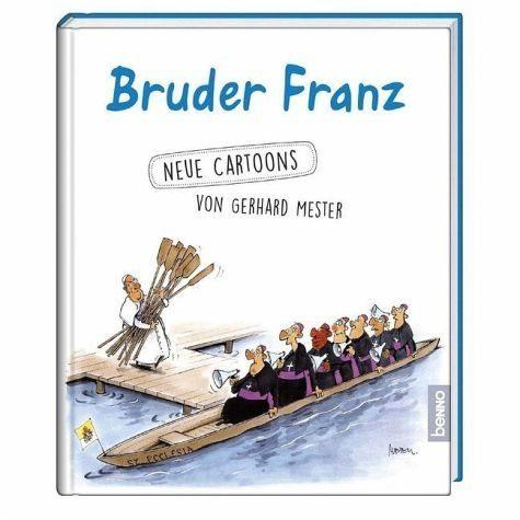 Gebundenes Buch »Bruder Franz«