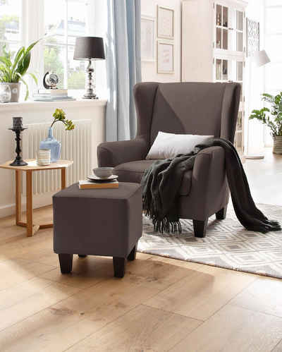 Sessel In Braun Online Kaufen Sessel In Taupe Otto
