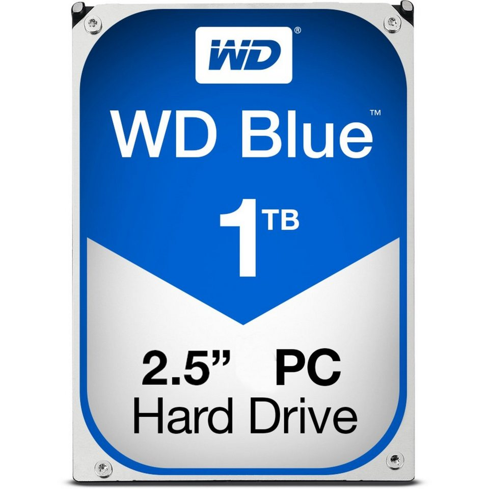 Western Digital Festplatte »WD10JPVX 1 TB«