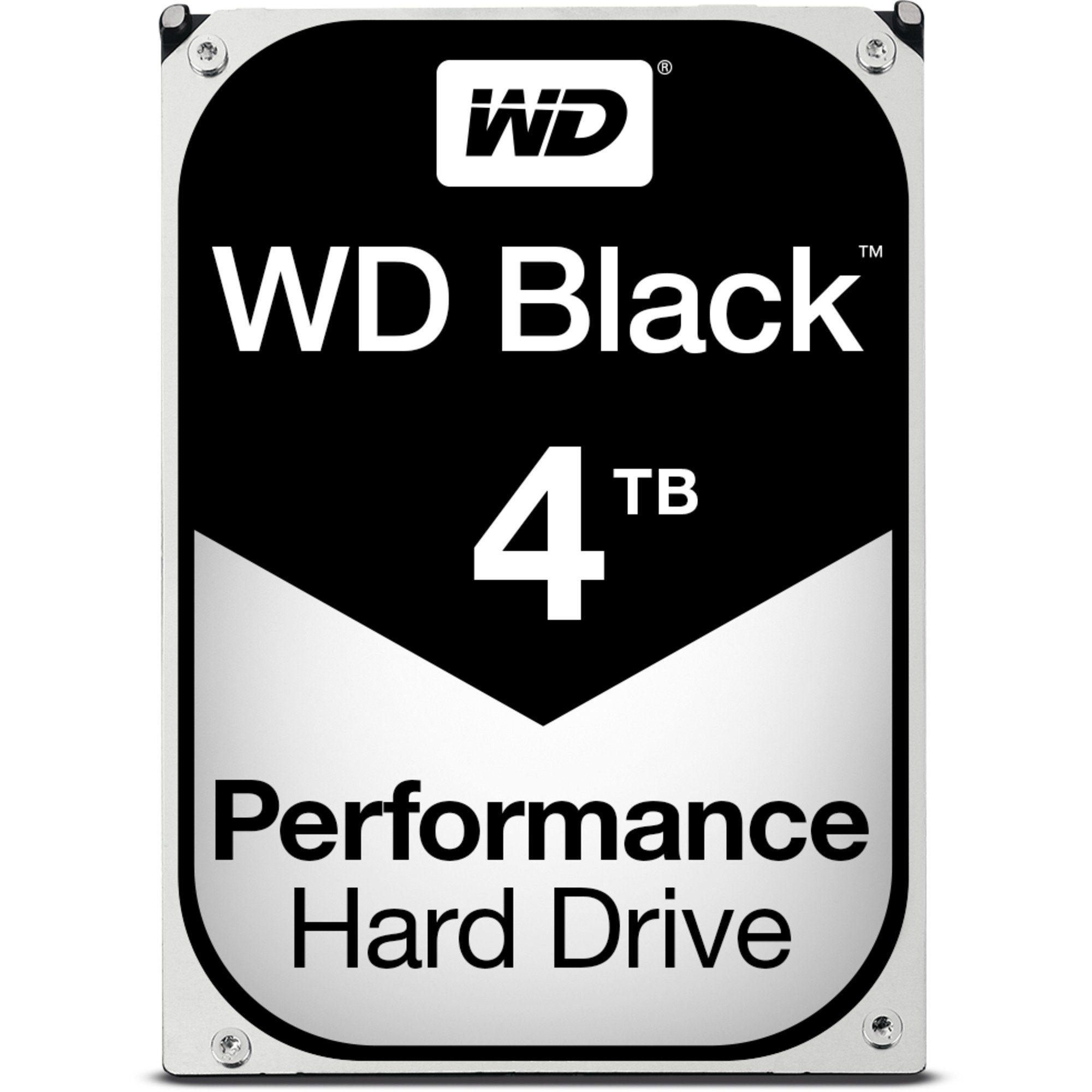 Western Digital Festplatte »Black 4 TB«