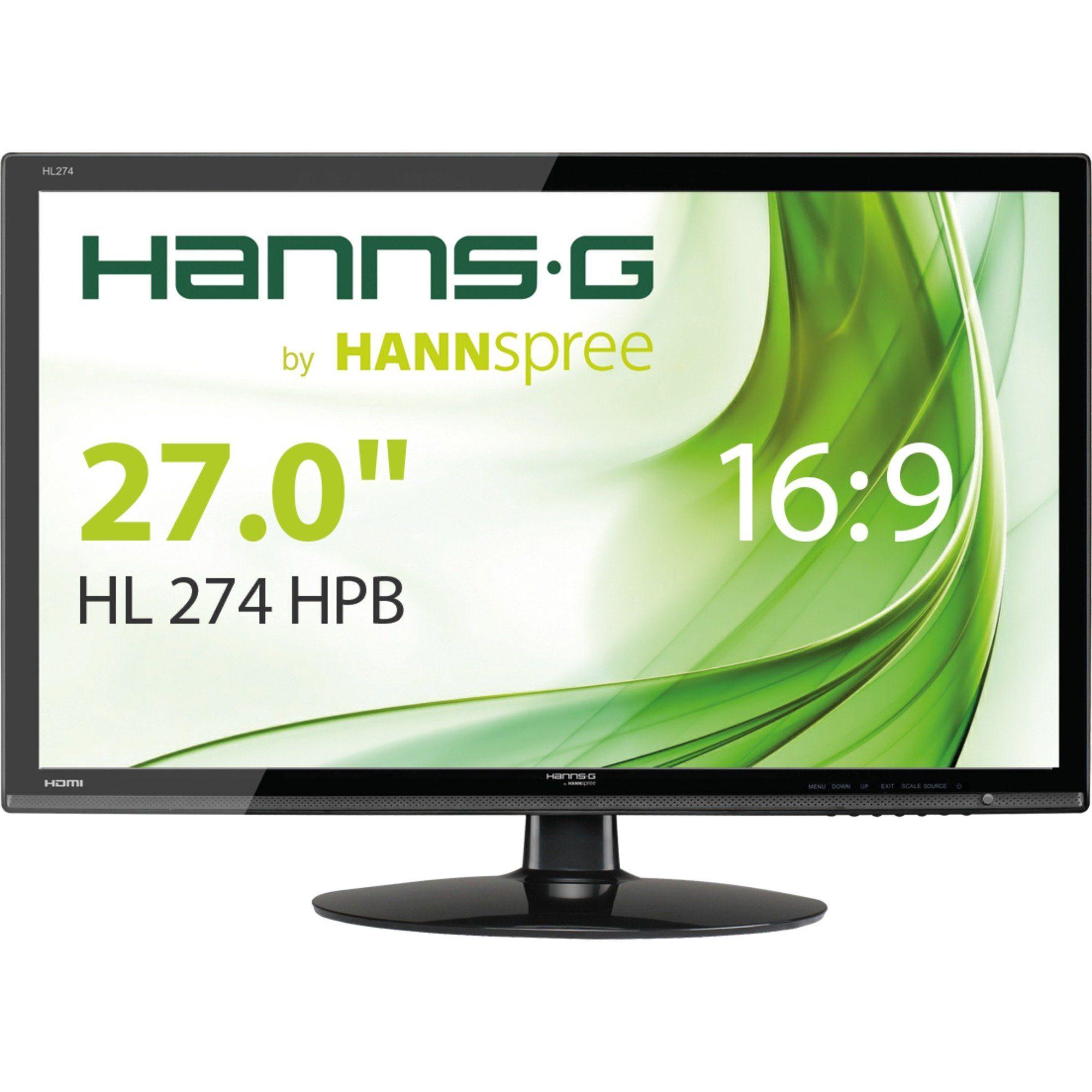 HannsG LED-Monitor »HL274HPB«