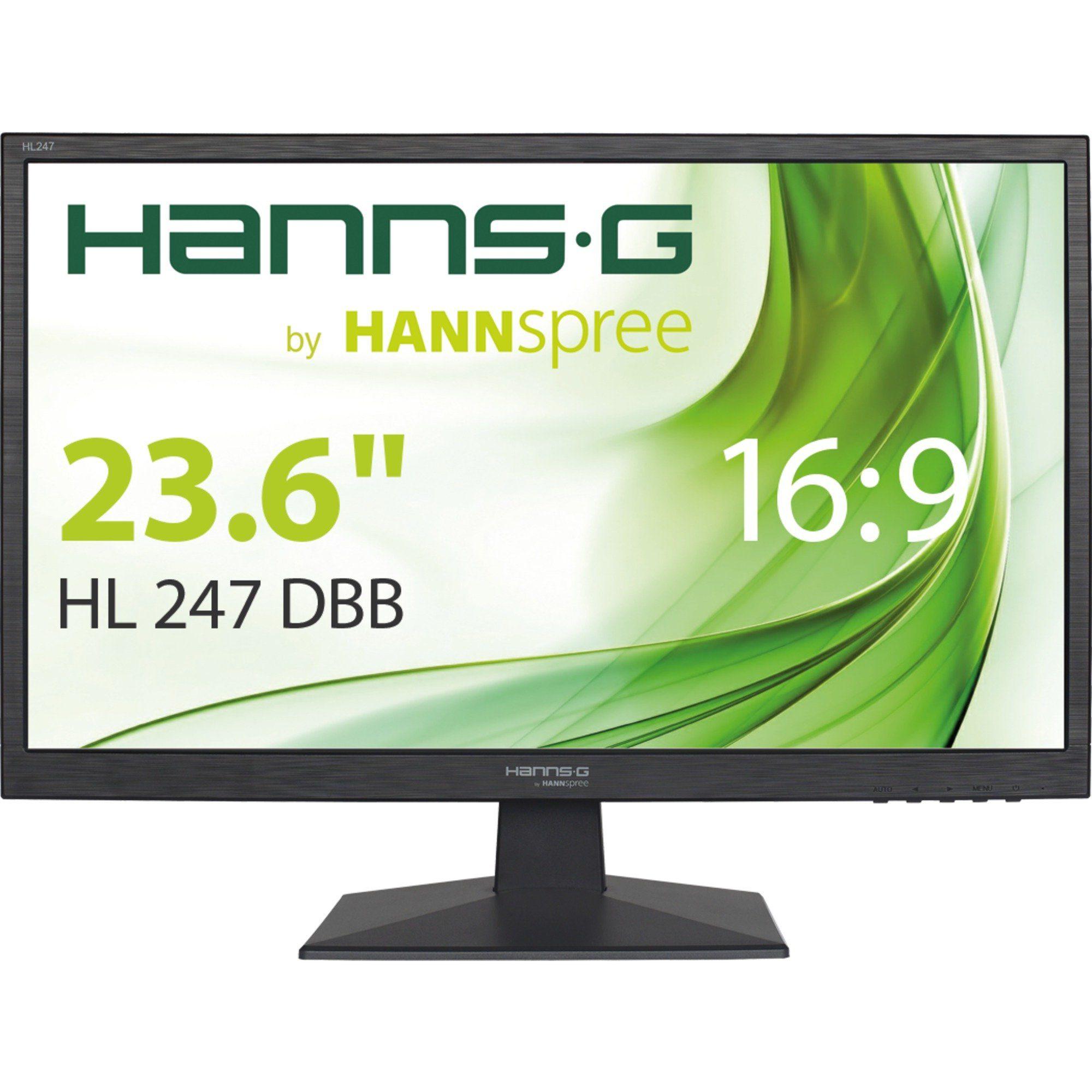 HannsG LED-Monitor »HL247DBB«