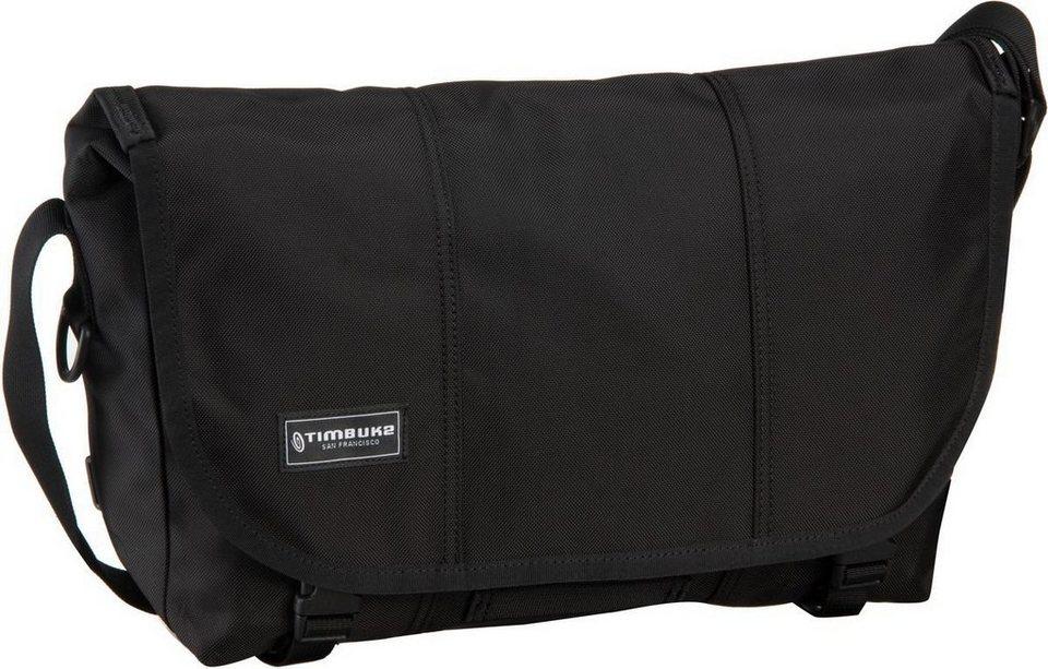 Timbuk2 Classic Messenger Bag S in Black