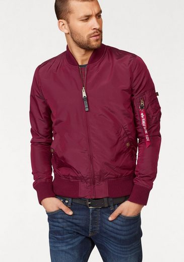 Alpha Industries Bomberjacke MA-1 TT