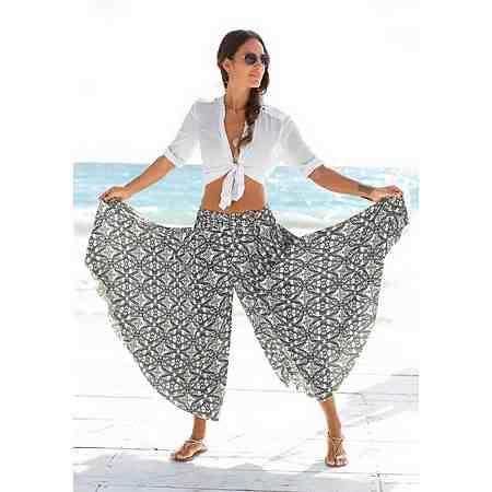 Mode: Damen: Bademode: Strandbekleidung: Strandröcke