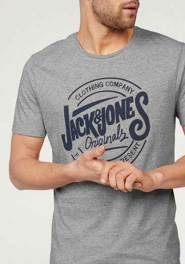 Jack & Jones T-Shirt JOR RAW TEE SS CREW NECK