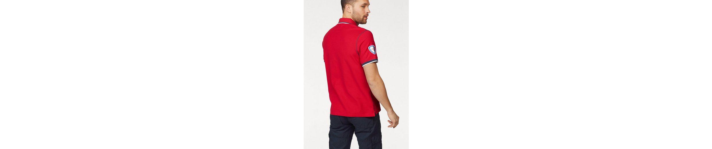 Rhode Island Poloshirt, Piqué-Qualität