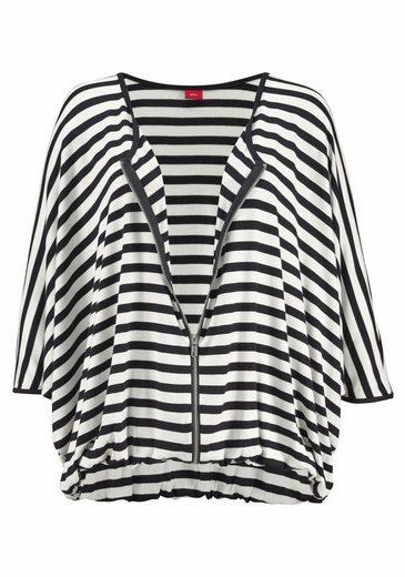 S.oliver Rouge Étiquette Beachwear Strandjacke